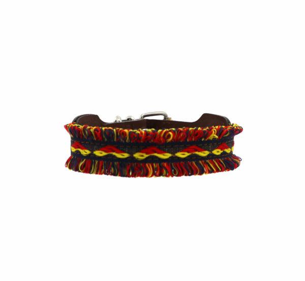 Hondenhalsband rood