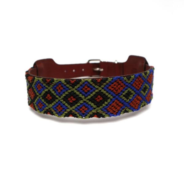 Hondenhalsband donkerblauw
