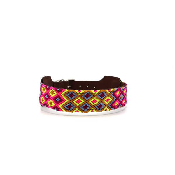 Hondenhalsband multikleur