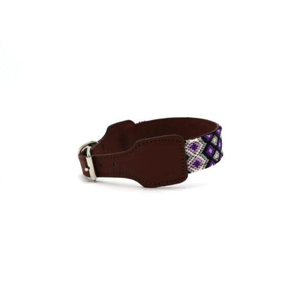 Hondenhalsband paars