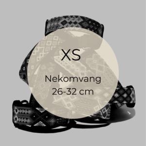 XS - Nekomvang 26 - 32 cm