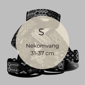 S - Nekomvang 31 - 37 cm