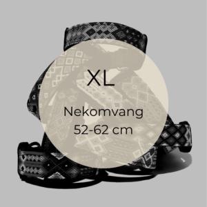 XL - Nekomvang 52 - 62 cm