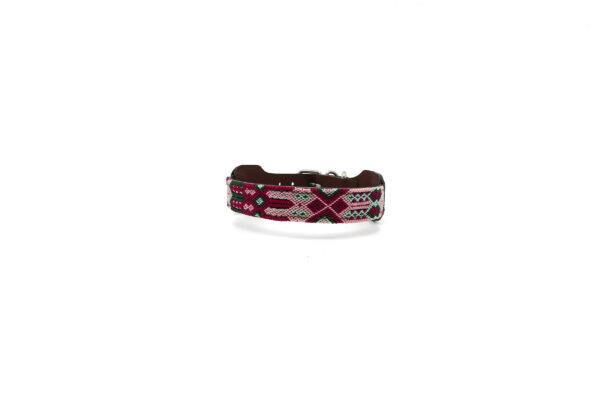 Halsband roze