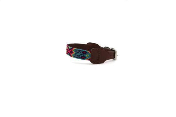 Halsband multikleur