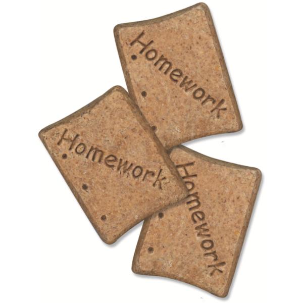 Homework snacks